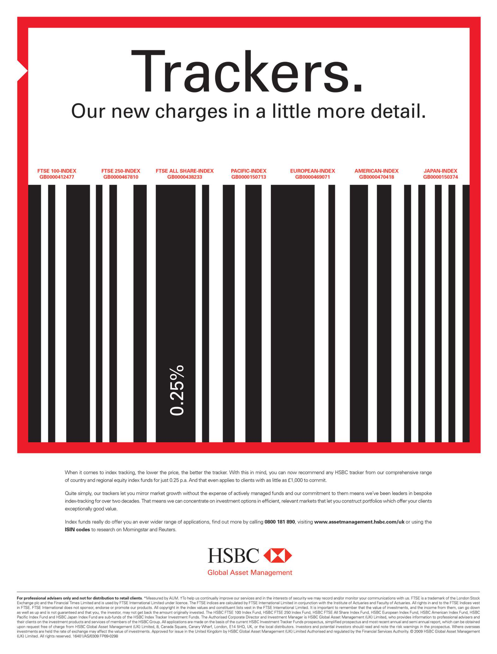 HSBC Global Asset Management | Spooner Creative